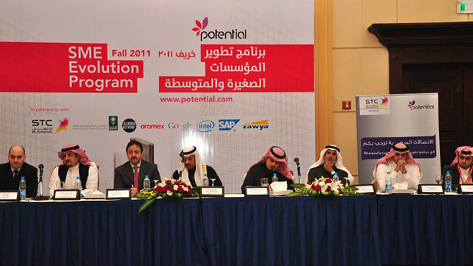 Potential.com Launches SME Evolution Program in the Kingdom of Saudi Arabia