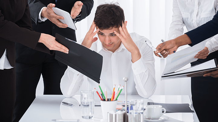 5 Tips to Reduce & Manage your Employees' Emotions Under Pressure