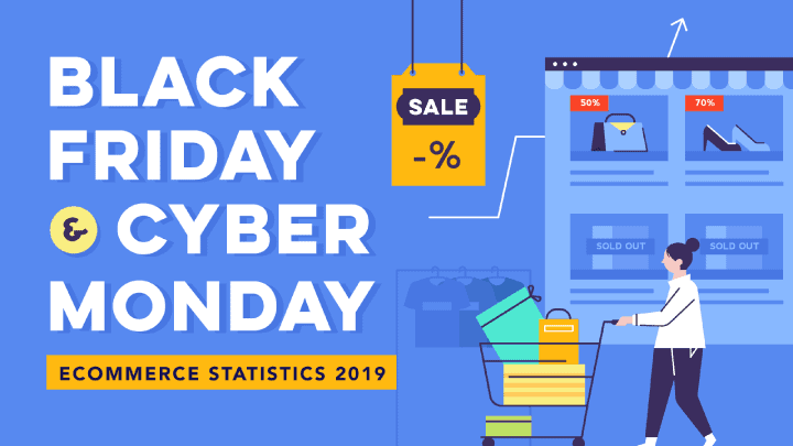 Must-Know Black Friday & Cyber Week Ecommerce Statistics for 2019 [Infographic]