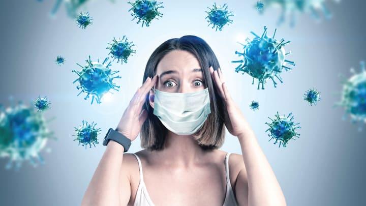 Coronavirus disease (Covid-19) anxiety? Why you shouldn't panic!