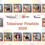 Tatawwar 2020 Finalists
