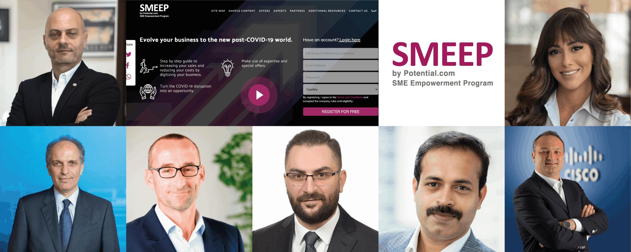 SMEEP launch event speakers